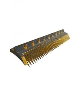 Combs, Support and Trashplate